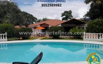 Cód 52 – Quinta Villa María, Villavicencio (Meta), 13 personas