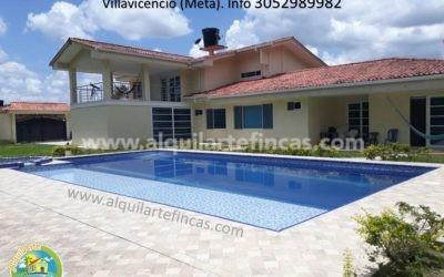 Cód 63 – Quinta Vacacional La Villa de Juancho, 24 – 28 personas